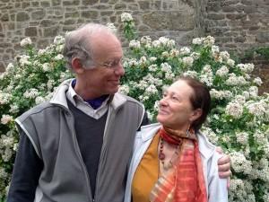 Yann et Anne-Marie Le Boucher enseignent le Yoga à Rennes